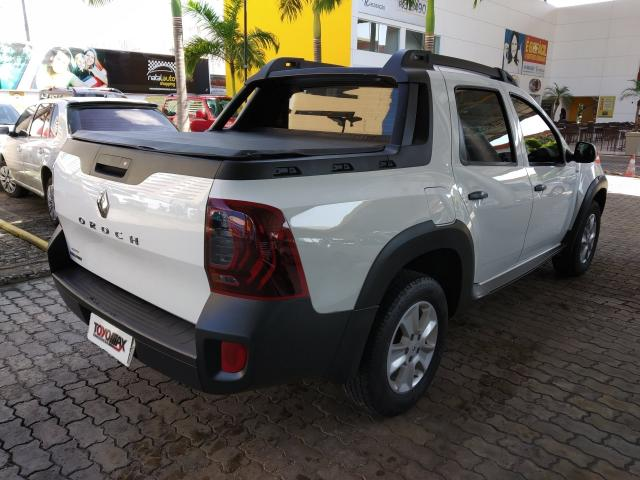 RENAULT DUSTER OROCH 2016/2016 1.6 16V FLEX DYNAMIQUE 4P MANUAL - Foto 8