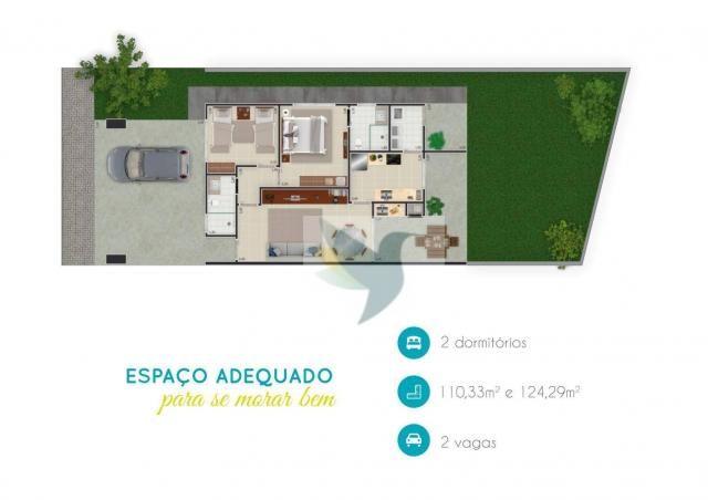 Casa com 3 dormitórios à venda, 135 m² por r$ 560.621 - jardim da mata ii - Foto 8