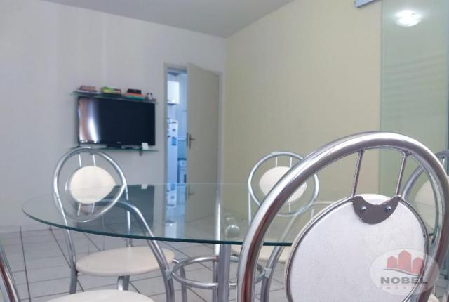 Apartamento à venda com 3 dormitórios em Brasília, Feira de santana cod:5518 - Foto 3