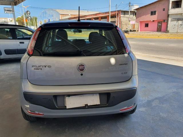 Fiat - Punto Essence 1.6 Flex, Completo, Revisado, Garantia, Novo - Único Dono 2016 - Foto 5