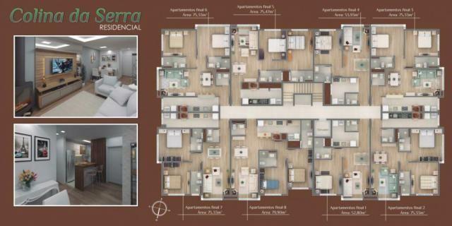Apartamento à venda com 1 dormitórios em Centro, Gramado cod:NI05516 - Foto 3