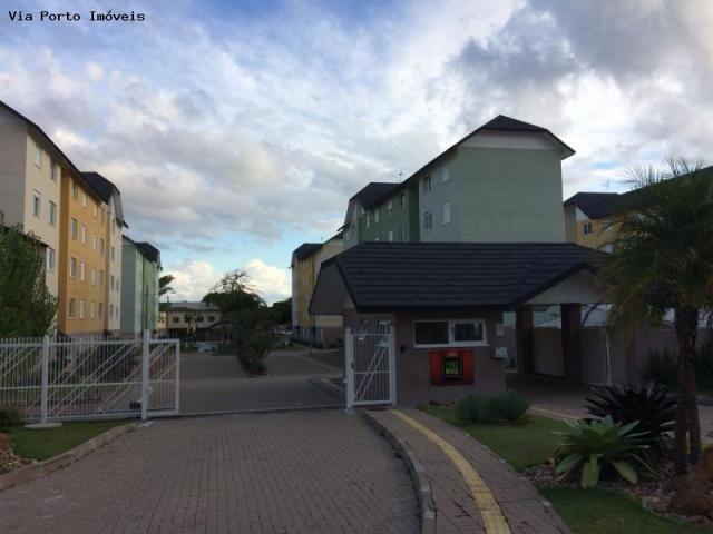 Apartamento para venda em novo hamburgo, industrial, 2 dormitórios, 1 banheiro, 1 vaga