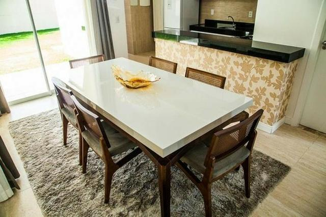 Casa no Cond. Carmel Bosque na Sapiranga - 186m² - 3 Suítes - 3 Vagas (CA0163) - Foto 9