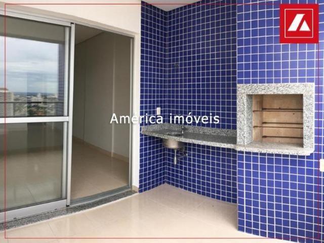 Apartamento Parque pantanal 3 - 101m, 2 garagem, andar alto, Nunca habitado - Foto 14