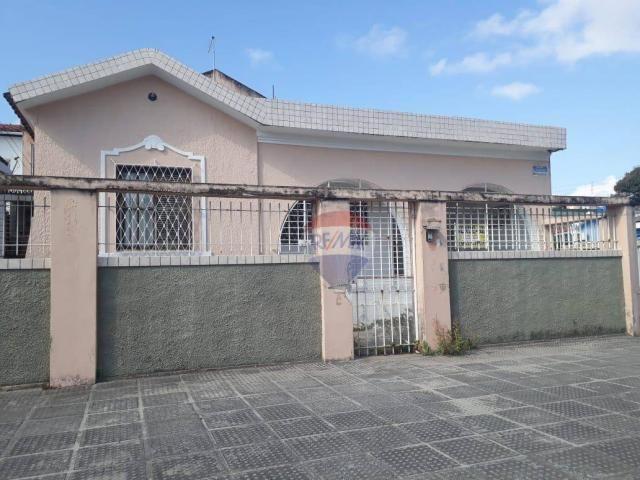 Casa com 5 dormitórios à venda, 237 m² por R$ 600.000,00 - Bairro Novo - Olinda/PE
