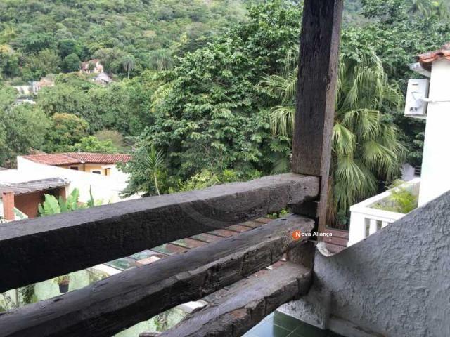 Casa de condomínio à venda com 3 dormitórios em Cosme velho, Rio de janeiro cod:NBCN30005 - Foto 2