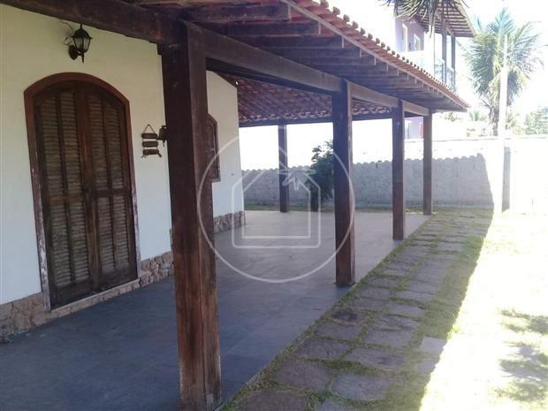 Casa à venda com 3 dormitórios em Caminho de búzios, Cabo frio cod:869367 - Foto 18