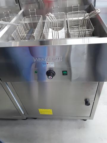 Mec-3 Fritadeira elétrica água e óleo Multifritas - Foto 3