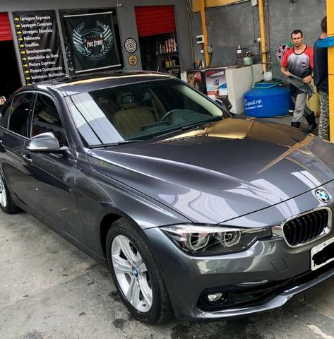 BMW 320i 2.0 Sport ActiveFlex - Único Dono - Estado de Zero - Consigo Financiamento - 2018 - Foto 18