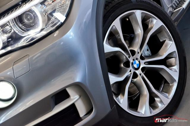 BMW X5 bmw x5 3.0 xdrive30d 258hp teto 4x4 unico dono 19 mil km 4P - Foto 6