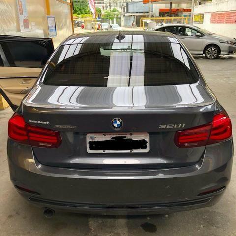 BMW 320i 2.0 Sport ActiveFlex - Único Dono - Estado de Zero - Consigo Financiamento - 2018 - Foto 20