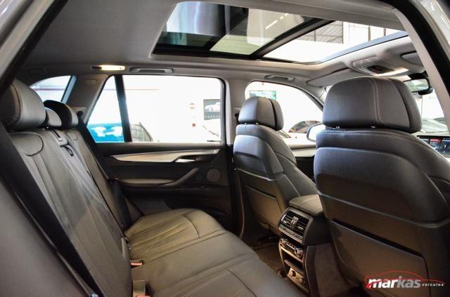 BMW X5 bmw x5 3.0 xdrive30d 258hp teto 4x4 unico dono 19 mil km 4P - Foto 18