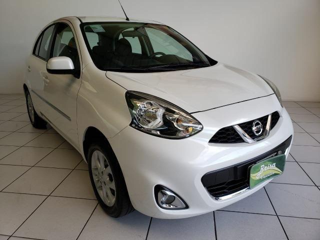 Nissan March 1.0 SV 2015 - Foto 3