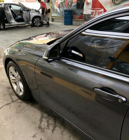 BMW 320i 2.0 Sport ActiveFlex - Único Dono - Estado de Zero - Consigo Financiamento - 2018 - Foto 13