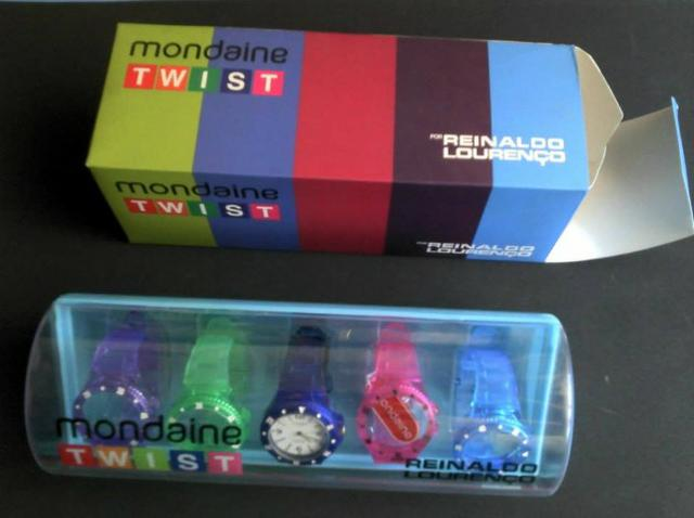 7362067a0b8 Relógio Mondaine Twist-Kit Troca Pulseira - Bijouterias