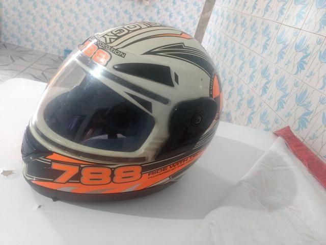Capacete Ls2 FF358 Draze Preto Branco (Adventure Motowear) - Motos ... 01a58686bf1
