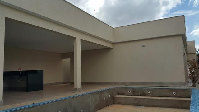 Casa nova 3quartos 3suites piscina churrasqueira rua 06 Vicente Pires condomínio - Foto 12