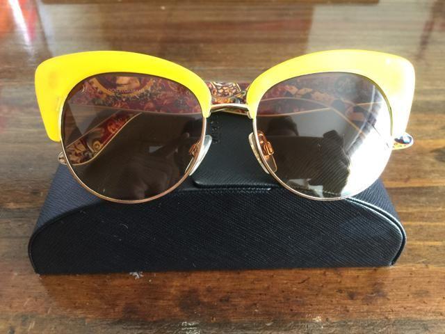 6fe2295932004 Óculos de sol feminino DOLCE   GABBANA Original - Bijouterias ...