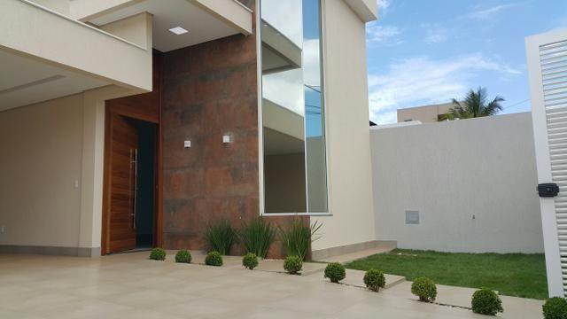 Casa nova 3quartos 3suites piscina churrasqueira rua 06 Vicente Pires condomínio - Foto 2