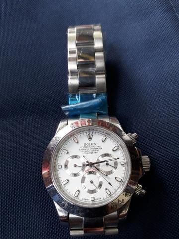 8864cfc83b7 Rolex Daytona Prata