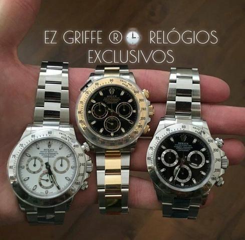 1db16627434 ROLEX ® Exclusivos - MELHOR Preço da OLX Novos - Bijouterias ...