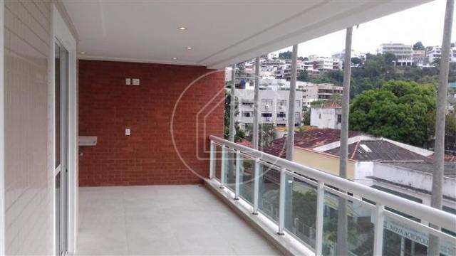 Apartamento à venda com 4 dormitórios em Jardim guanabara, Rio de janeiro cod:843845 - Foto 2
