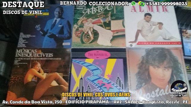 Discos de Vinil de Novelas, E Outros Tipos, CDs e DVDs - Foto 2