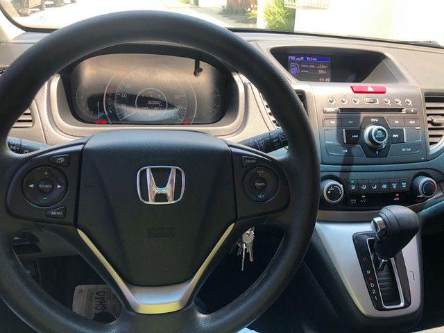 Honda CR-V 2012/2012 60.000km originais - Foto 6