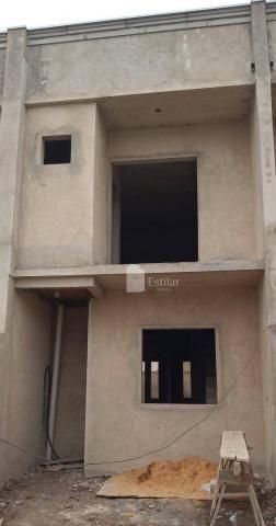 Sobrado 03 quartos (01 suíte) e 02 vagas no Sítio Cercado, Curitiba - Foto 2