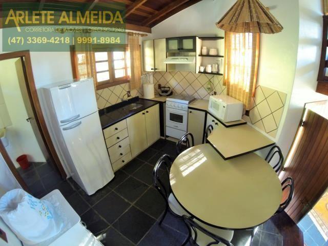 Casa para alugar com 2 dormitórios em Araca, Porto belo cod:213 - Foto 10