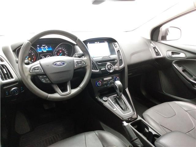 Ford Focus 2.0 titanium 16v flex 4p powershift - Foto 8