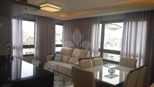 Apartamento à venda com 2 dormitórios em Rio branco, Porto alegre cod:8392 - Foto 2