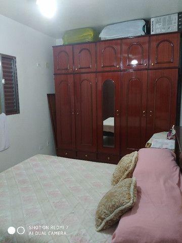 Sobrado centro de São Vicente 03 dormitórios Ac. troca por apartamento na Praia - Foto 11