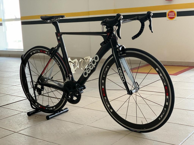 Bike Speed CEEPO Stinger Carbon L54 - Foto 2