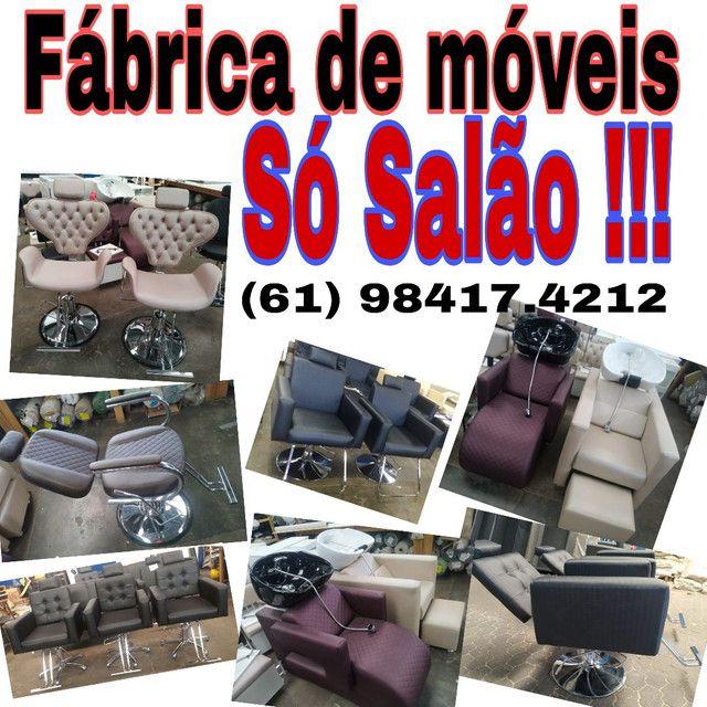 Fábrica de móveis pra salão beleza !!!! Só Salão !!!