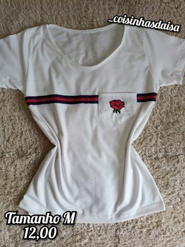 Blusas femininas Novas - Foto 3