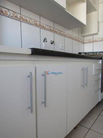 Apartamento com 2 dormitórios à venda, 42 m² por R$ 170.000 - Chácara Bela Vista - Sumaré/ - Foto 19