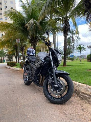 Yamaha XJ6 ano 2017 zera!!!!