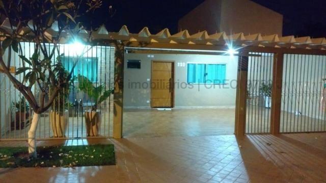 Casa à venda, 2 quartos, 3 vagas, Cohafama - Campo Grande/MS