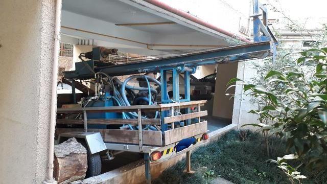 Perfuratriz de poço semi-artesiano ( MAQUINA DE FAZER POÇO ATE 70 METROS ) - Foto 5
