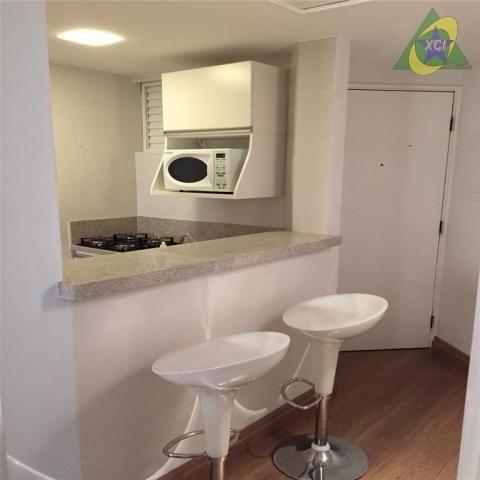 Flat residencial para locação, Centro, Campinas - FL0007. - Foto 10