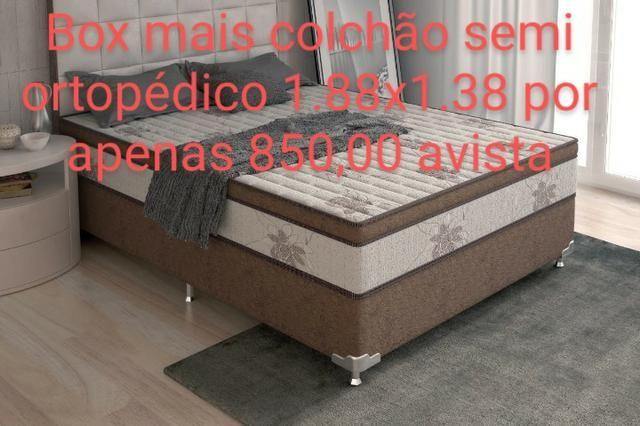 Todos os tipos de colchões e camas box - Foto 6