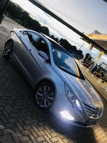 Sonata 2012 GLS versão Mais Top Aro 18