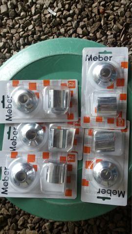 Acabamento Para Registro Meber C 40 Kit 5 Peças