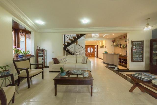 Casa à venda com 4 dormitórios em Dois córregos, Valinhos cod:CA020578