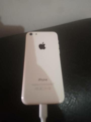 iPhone 5 c Branco  - Foto 4