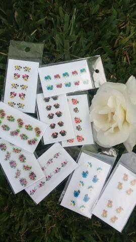 Adesivos para manicure - Foto 6