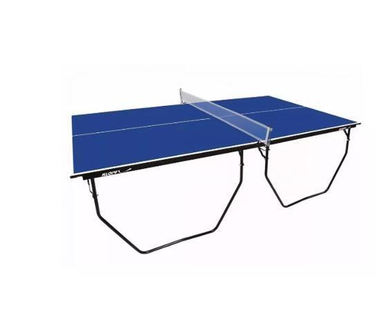 Mesa Tênis / Ping Pong Rodizio 15mm 1009 - Klopf - Mdf - Foto 2