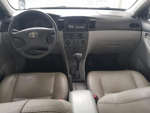 Toyota Corolla XEi 1.8 Prata - Foto 2