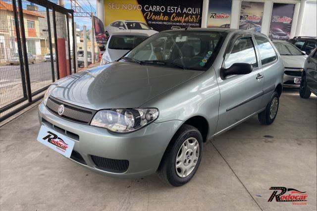Fiat Palio 1.0 Fire Cinza (mais novo do Brasil)